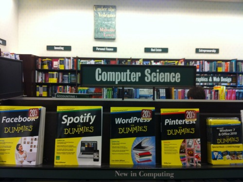 computer science section